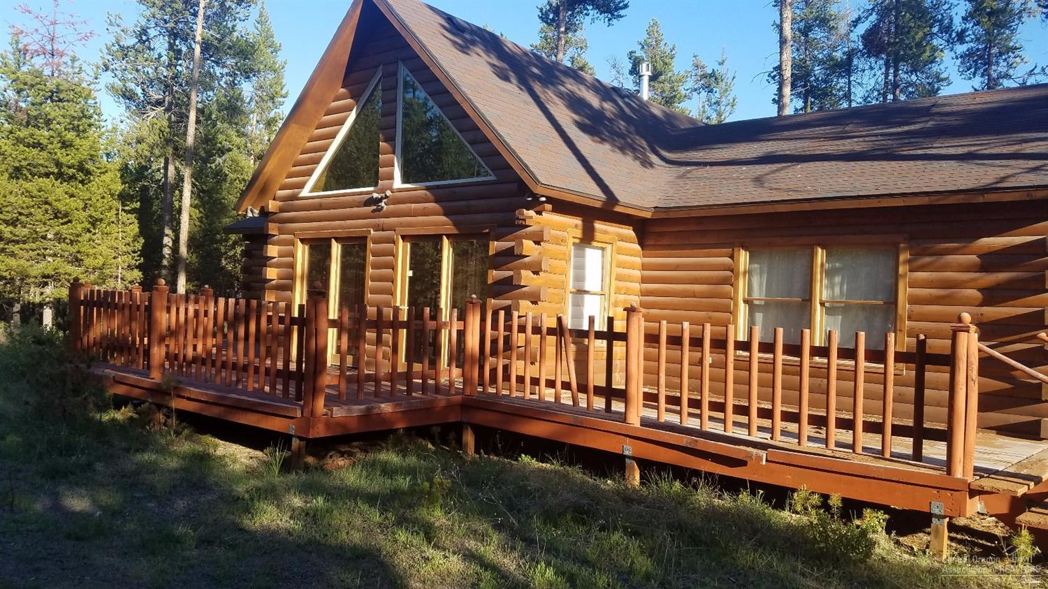 Great Log Homes For Sale   Central Oregon Buzz